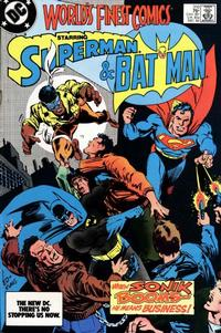 Cover Thumbnail for World's Finest Comics (DC, 1941 series) #310 [Direct]