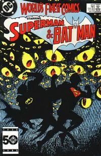 Cover Thumbnail for World's Finest Comics (DC, 1941 series) #315 [Direct]