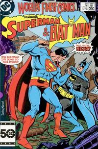 Cover Thumbnail for World's Finest Comics (DC, 1941 series) #320 [Direct]
