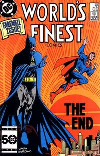 Cover Thumbnail for World's Finest Comics (DC, 1941 series) #323 [Direct Sales]