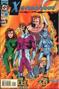 Cover Thumbnail for Xenobrood (DC, 1994 series) #1