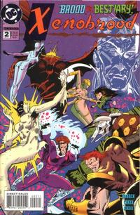 Cover Thumbnail for Xenobrood (DC, 1994 series) #2