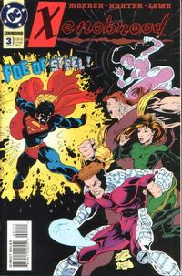 Cover Thumbnail for Xenobrood (DC, 1994 series) #3
