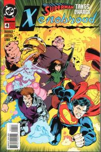 Cover Thumbnail for Xenobrood (DC, 1994 series) #4