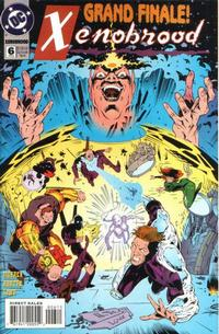 Cover Thumbnail for Xenobrood (DC, 1994 series) #6