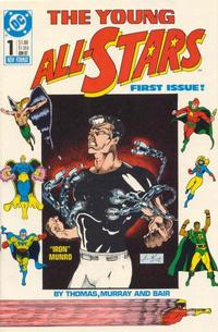 Cover Thumbnail for Young All-Stars (DC, 1987 series) #1