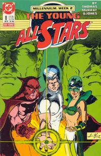 Cover Thumbnail for Young All-Stars (DC, 1987 series) #8
