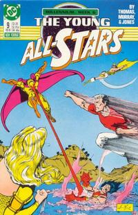 Cover Thumbnail for Young All-Stars (DC, 1987 series) #9