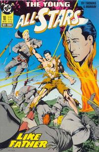 Cover Thumbnail for Young All-Stars (DC, 1987 series) #10