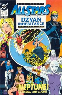 Cover Thumbnail for Young All-Stars (DC, 1987 series) #17