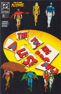 Cover Thumbnail for Young All-Stars (DC, 1987 series) #26
