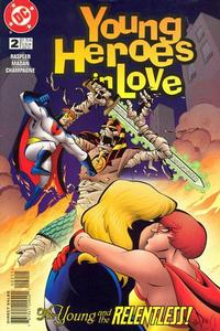 Cover Thumbnail for Young Heroes in Love (DC, 1997 series) #2