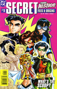 Cover Thumbnail for Young Justice Secret Files (DC, 1999 series) #1