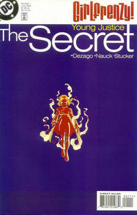 Cover Thumbnail for Young Justice: The Secret (DC, 1998 series) #1