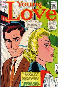 Cover for Young Love (DC, 1963 series) #40