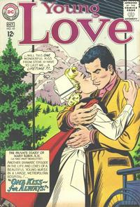 Cover Thumbnail for Young Love (DC, 1963 series) #45
