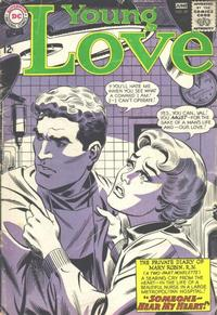 Cover for Young Love (DC, 1963 series) #49