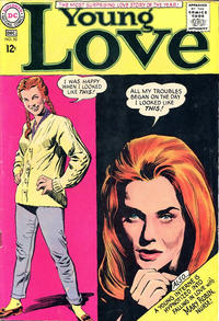 Cover Thumbnail for Young Love (DC, 1963 series) #52