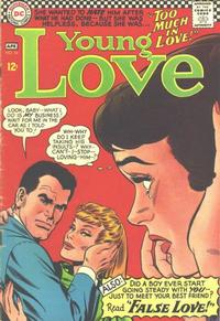 Cover Thumbnail for Young Love (DC, 1963 series) #54