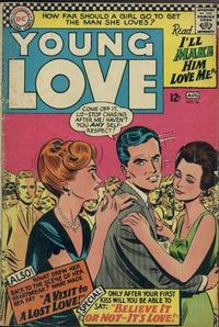 Cover Thumbnail for Young Love (DC, 1963 series) #56