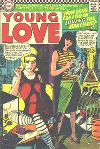 Cover Thumbnail for Young Love (DC, 1963 series) #57