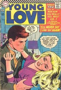 Cover Thumbnail for Young Love (DC, 1963 series) #58