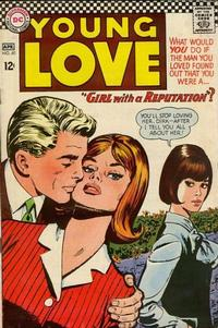 Cover Thumbnail for Young Love (DC, 1963 series) #60