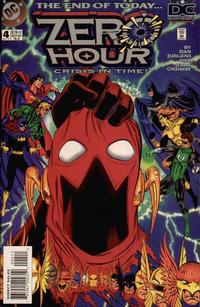 Cover Thumbnail for Zero Hour: Crisis in Time (DC, 1994 series) #4