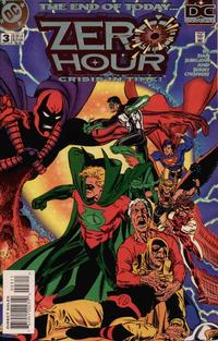 Cover Thumbnail for Zero Hour: Crisis in Time (DC, 1994 series) #3