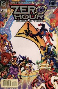 Cover Thumbnail for Zero Hour: Crisis in Time (DC, 1994 series) #2