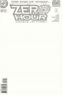 Cover Thumbnail for Zero Hour: Crisis in Time (DC, 1994 series) #0