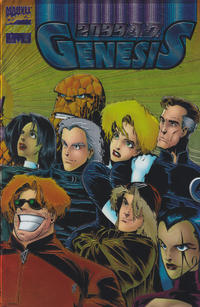 Cover Thumbnail for 2099 A.D. Genesis (Marvel, 1996 series) #1