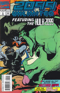 Cover Thumbnail for 2099 Unlimited (Marvel, 1993 series) #5