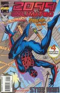 Cover Thumbnail for 2099 Unlimited (Marvel, 1993 series) #9