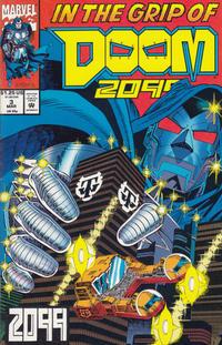 Cover Thumbnail for Doom 2099 (Marvel, 1993 series) #3 [Direct]