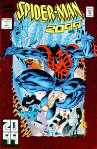 Cover Thumbnail for Spider-Man 2099 (Marvel, 1992 series) #1 [Direct]