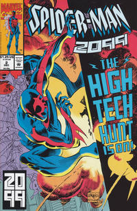 Cover Thumbnail for Spider-Man 2099 (Marvel, 1992 series) #2 [Direct]