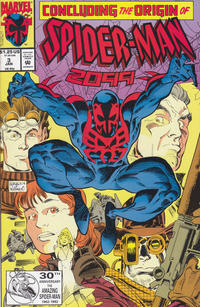 Cover Thumbnail for Spider-Man 2099 (Marvel, 1992 series) #3 [Direct]