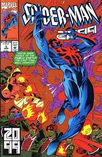 Cover Thumbnail for Spider-Man 2099 (Marvel, 1992 series) #5