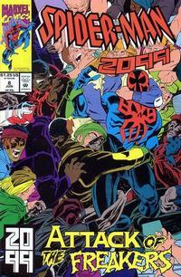 Cover Thumbnail for Spider-Man 2099 (Marvel, 1992 series) #8