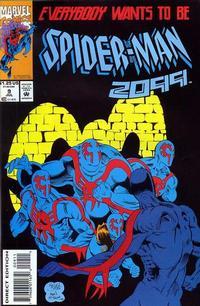 Cover Thumbnail for Spider-Man 2099 (Marvel, 1992 series) #9
