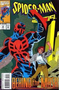 Cover Thumbnail for Spider-Man 2099 (Marvel, 1992 series) #10