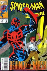Cover Thumbnail for Spider-Man 2099 (Marvel, 1992 series) #10