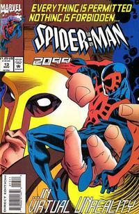 Cover Thumbnail for Spider-Man 2099 (Marvel, 1992 series) #13