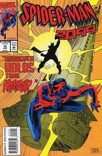 Cover Thumbnail for Spider-Man 2099 (Marvel, 1992 series) #15
