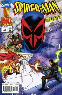 Cover Thumbnail for Spider-Man 2099 (Marvel, 1992 series) #16