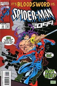 Cover Thumbnail for Spider-Man 2099 (Marvel, 1992 series) #17