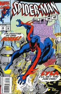Cover Thumbnail for Spider-Man 2099 (Marvel, 1992 series) #18