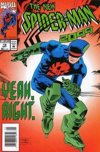 Cover Thumbnail for Spider-Man 2099 (Marvel, 1992 series) #19