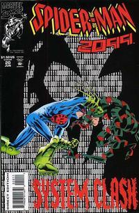 Cover Thumbnail for Spider-Man 2099 (Marvel, 1992 series) #20